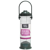 KINGFISHER GREEN NUT FEEDER STANDARD