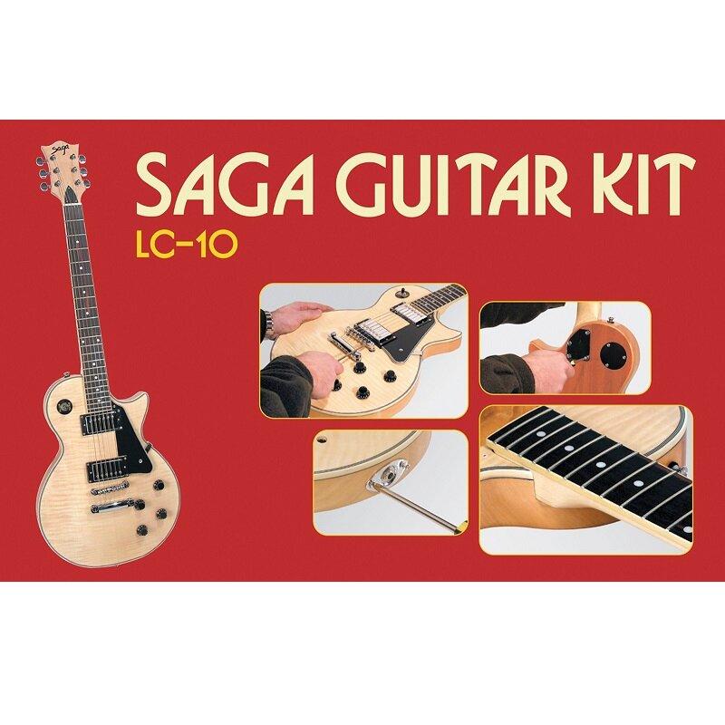 Guitar kit LP style