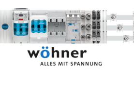 wohner 60mm busbar system