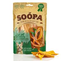 Soopa Papaya Dog Treats 100g x 1