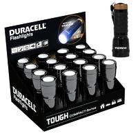 DURACELL TOUGH COMPACT FLASHLIGHT DISPLAY BOX