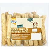 Good Boy Beef Rolls - Bumper 18-Pack x 6