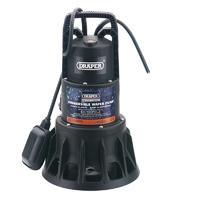 Draper Submersible Dirty Water Pump 1000W 320ltr