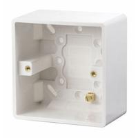 Click Mode CMA085 1G 47mm Pattress Box