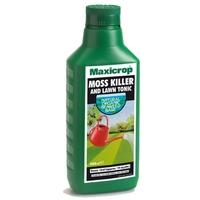 Maxicrop Plus Moss Killer Lawn Tonic 1lt