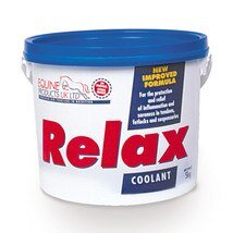Equine Products UK Relax Coolant for Horses 10kg