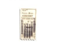 DENTSPLY STEEL ROUND R/A 021 ASH