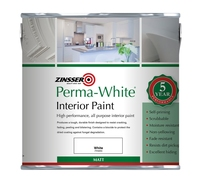 Zinsser Perma White Interior Matt 1L