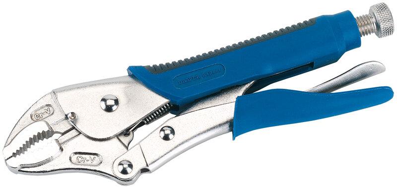 Draper Premium Vice Grip Pliers 250mm Soft Grips