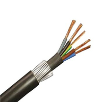 5 Core SWA Cable 10.0mm
