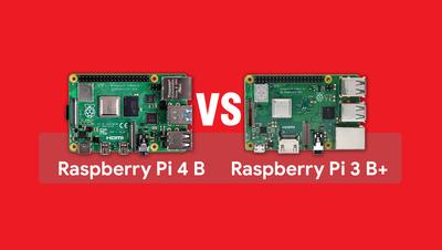 Raspberry Pi 4 B vs Raspberry Pi 3 B+
