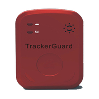Tracker Gaurd Lone Worker Alarm with Man Down Detection