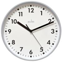 ACCTIM WALL CLOCK WICKFORD MIST