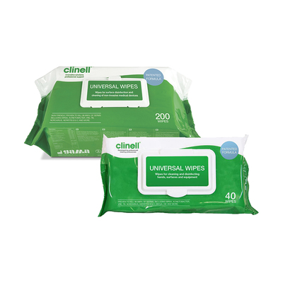 Clinell Universal Wipes (Packet)