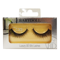 Babydoll Luxury 3D Silk Lashes 129