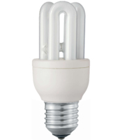 PHILIPS  CFL STICK 8W WW E27 460 LN 42WATT