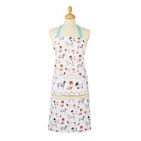 Dogs Cotton Apron