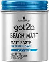Got2b Beach Matt Paste 100ml