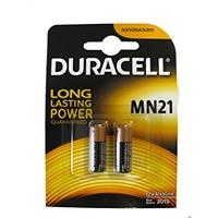 Duracell MN21 12V Alkaline Batteries 2 Pack