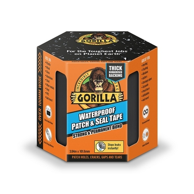 Gorilla  Waterproof Patch and Seal Tape