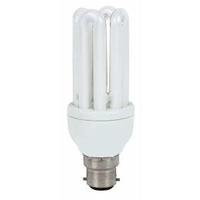 Solus 15 Watt BC CFL E/Saver 2PK