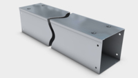 TRUNKING 3M LENGTH C/W LID