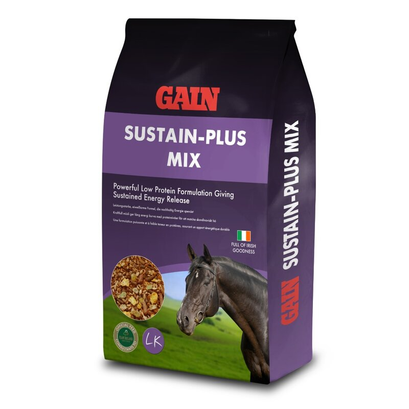 Gain Sustain Plus Mix 20kg