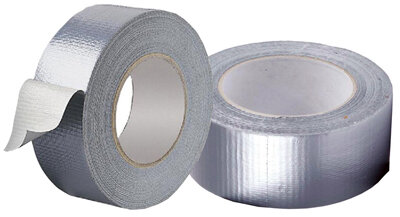 Vires Gaffer Tape Silver 50mm x 50M