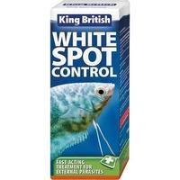 King British White Spot Control 100ml x 1