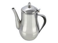 PENDEFORD 48OZ STAINLESS STEEL SPOUTED TEAPOT