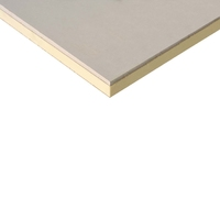 Insulated Plasterboard 27mm (8x4 ft)