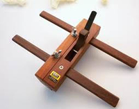 Plough Plane (with 5 Blades) Rosewood Groove