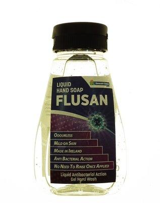 FLUSAN ANTIBACTERIAL GEL HAND WASH 185 ML