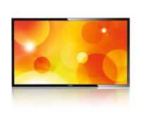 "Philips 84"" Ultra HD Multi-Touch Digital Signage Display"
