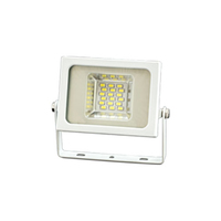 Capella 10w LED Slim Floodlight Warm White