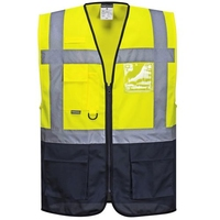 PORTWEST Executive Hi-Vis Vest