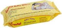 Baby Wet Wipe With Aloe Vera Pkt 80
