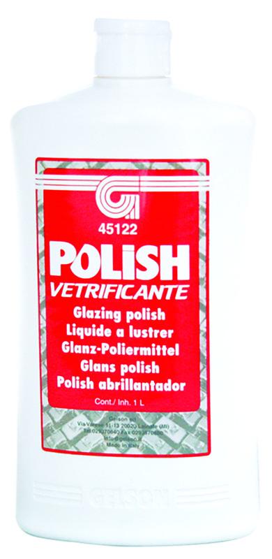 GLAZING POLISH 1LT