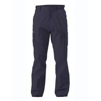 Bisley Mens Cotton 8 Pocket Cargo Pants 310gsm
