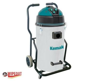 Triple Industrial Motor Wet & Dry Vacuum