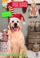 Pawsley Christmas Dog Advent Calendar x 12