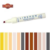 Liberon Touch-Up Pens (set of 12)