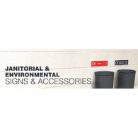 Janitorial and Environmental Safety Signs