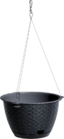 Rattan Hanging Antracite