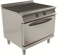 Falcon G3107D 6 Burner Gas Oven Range Drop Down Door