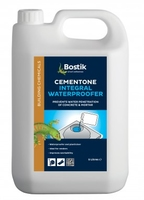 INTEGRAL WATERPROOFER 5LTR CEMENTONE\FEBPROOF PLUS