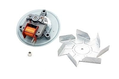 Genuine Fan Oven Motor - Long Shaft - Suits Hotpoint Creda Indesit