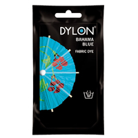 Dylon Hand Dye Sachet Paradise (Bahama) Blue - 21