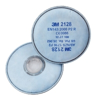 3M 2128 GP2 Welding-Grind-Ozone Filter Pr