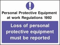 Mandatory and Protective Clothing Sign MAND0009-0914